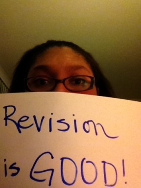 NaNoWriMo is over. Now what? Revision time!