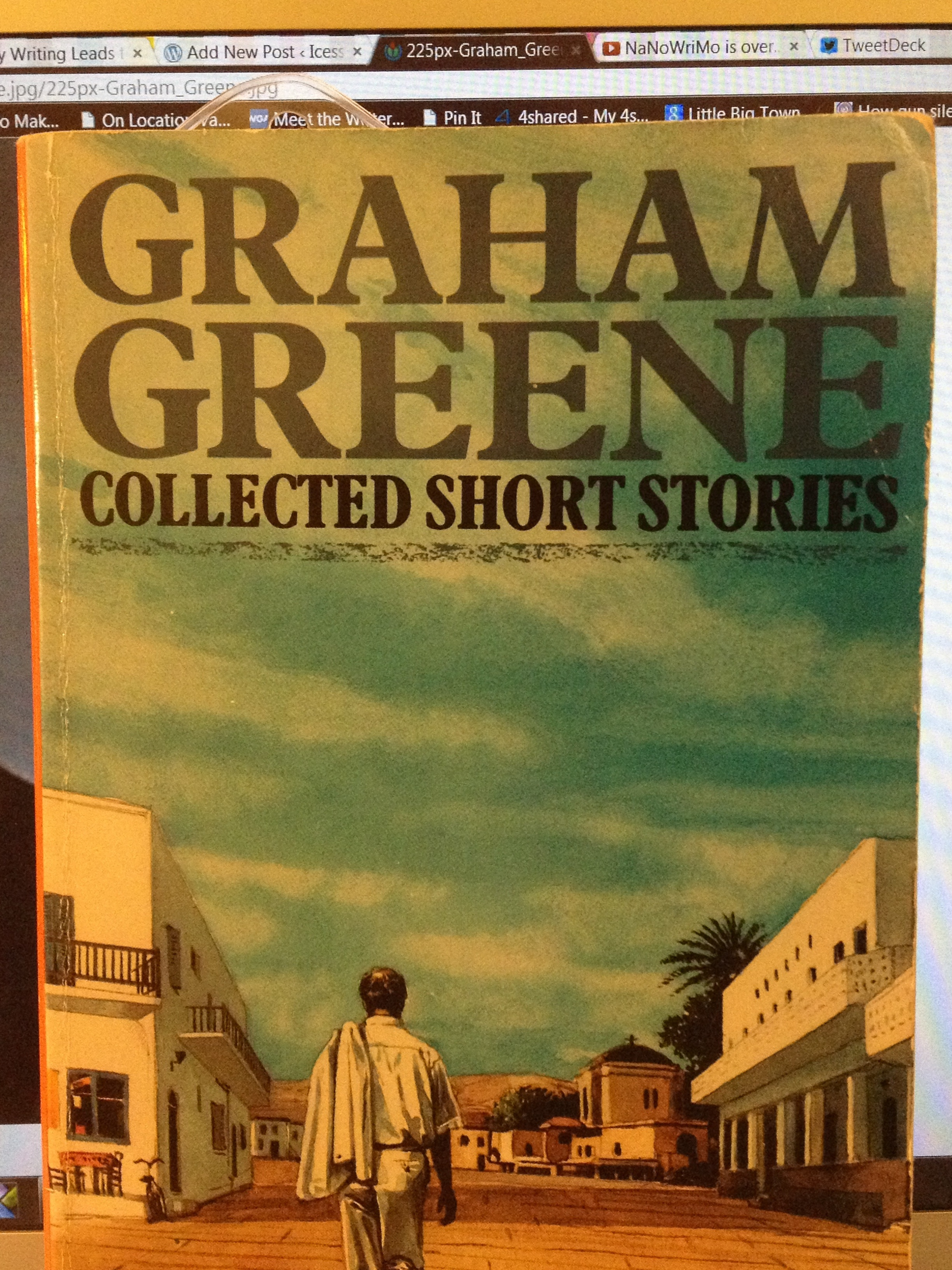 An Analysis of the Short Story I Spy by Graham Greene