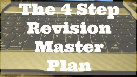 4 Step Revision Master Plan