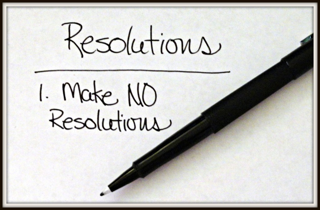 Resolutions post