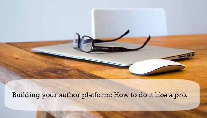 Building author platform