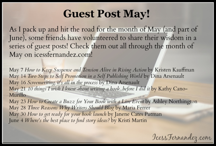 Guest Post May