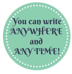 Write anywhere anytime